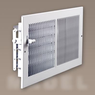 решётки вентиляционные металлические для дверей